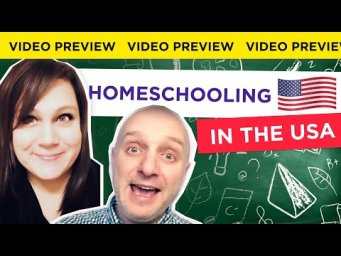 DISCOVERING HOMESCHOOLING IN THE USA. Preview video