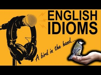 English Idioms: A bird in the hand is worth two in the bush (Max Heart)