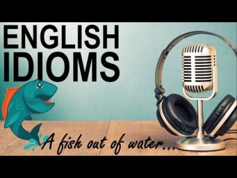 English Idioms: A fish out of water (Max Heart)